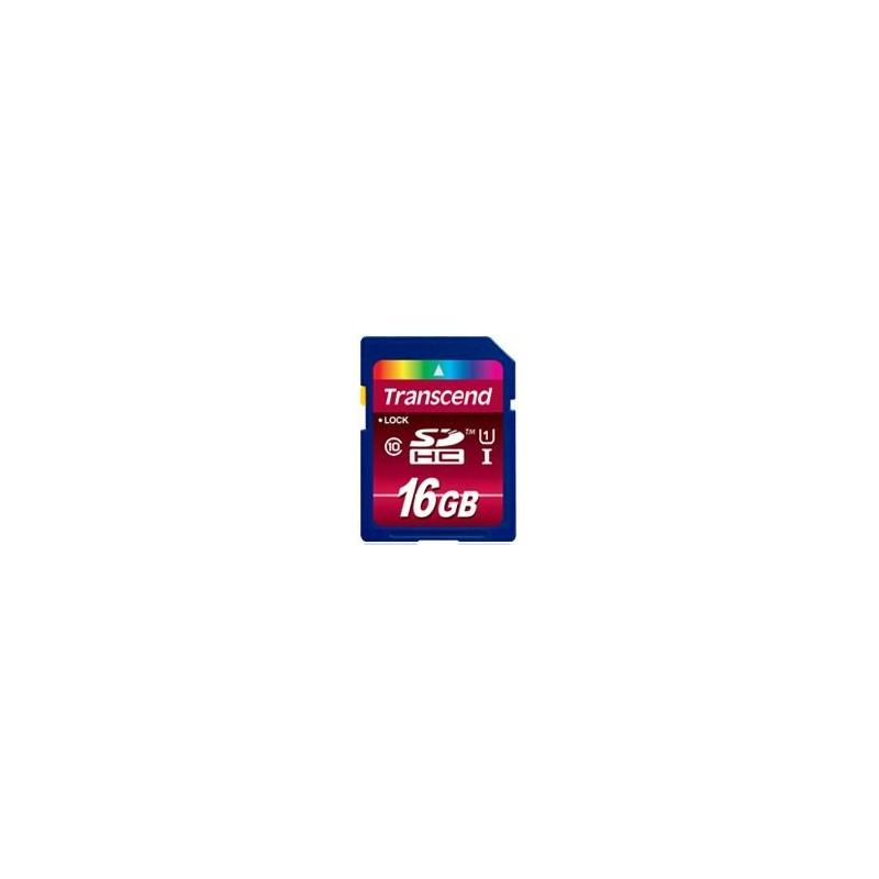SD karta Transcend 16GB