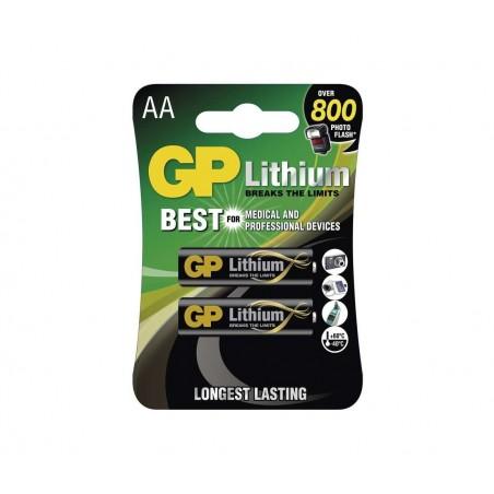 Batérie Kendal LR6 AA 1,5 - 4ks
