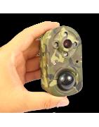 Miniatúrne fotopasce